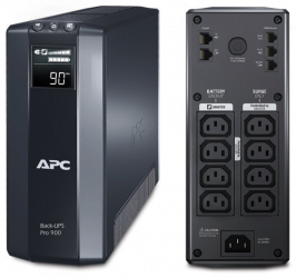 thumb APC BR900GI Power-Saving Back-UPS Pro 900 230V